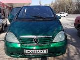 Mercedes-Benz A 140 1997 года за 1 100 000 тг. в Алматы