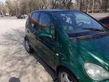 Mercedes-Benz A 140 1997 года за 1 100 000 тг. в Алматы – фото 5