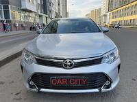 Toyota Camry 2017 года за 9 350 000 тг. в Нур-Султан (Астана)