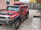 Hummer H3 2007 года за 11 000 000 тг. в Алматы – фото 3