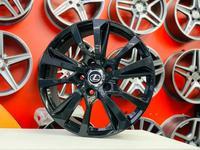 R21 Lexus LX570 Black Vision за 380 000 тг. в Алматы