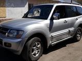 Mitsubishi Pajero 2003 года за 455 660 тг. в Нур-Султан (Астана)