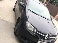 Renault Logan 2016 года за 3 100 000 тг. в Алматы