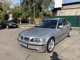 BMW 330 2003 года за 3 300 000 тг. в Алматы – фото 2