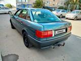 Audi 80 1990 года за 700 000 тг. в Костанай – фото 2
