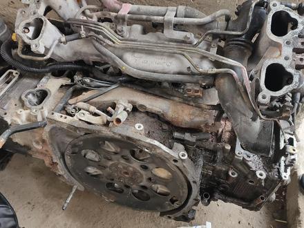 Двигатель, Мотор Субару Форестер, Subaru forester за 90 000 тг. в Шымкент