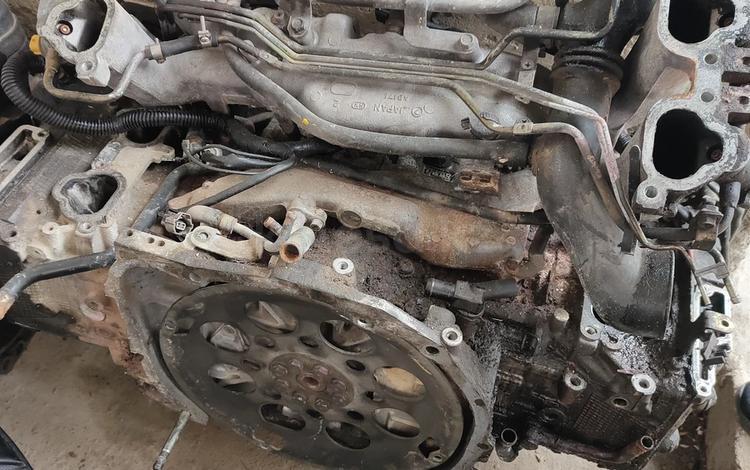 Двигатель, Мотор Субару Форестер, Subaru forester за 100 000 тг. в Шымкент