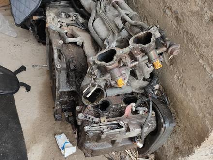 Двигатель, Мотор Субару Форестер, Subaru forester за 90 000 тг. в Шымкент – фото 3