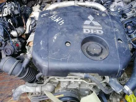 Двигатель 4m41 3.2 за 333 тг. в Алматы – фото 3