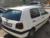 Volkswagen Golf 1996 года за 1 800 000 тг. в Алматы