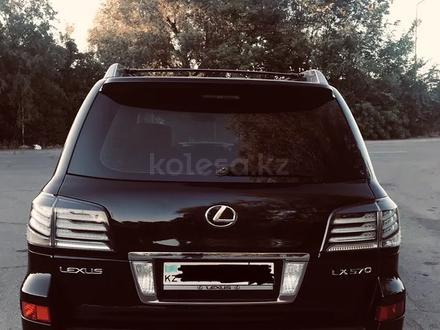 Lexus LX 570 2012 года за 20 000 000 тг. в Алматы – фото 5