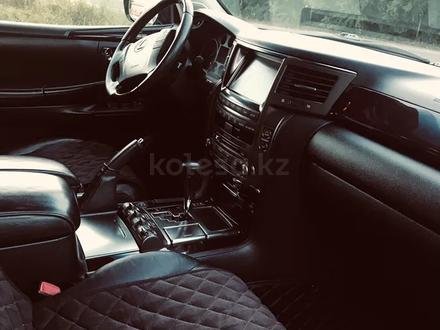 Lexus LX 570 2012 года за 20 000 000 тг. в Алматы – фото 11