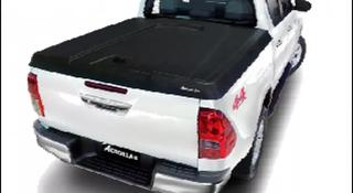 Крышка Aeroklas из ABS пластика для Hilux 2015 за 460 000 тг. в Атырау