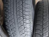 Летние шины 265/65/17 Dunlop за 80 000 тг. в Каскелен – фото 2