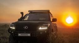 Lexus LX 570 2013 года за 24 900 000 тг. в Алматы – фото 3