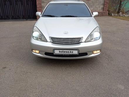 Lexus ES 300 2002 года за 5 300 000 тг. в Алматы – фото 8