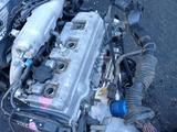 Мотор двигатель toyota camry 20 2.2 5s за 350 000 тг. в Алматы – фото 2