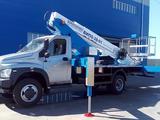 ГАЗ  АГП ВИПО-28 (ГАЗ-С41RB3) 2021 года в Костанай – фото 4