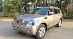 Nissan Patrol 2010 года за 10 800 000 тг. в Алматы