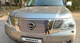Nissan Patrol 2010 года за 10 800 000 тг. в Алматы – фото 4