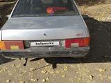 ВАЗ (Lada) 21099 (седан) 2002 года за 500 000 тг. в Уральск – фото 4