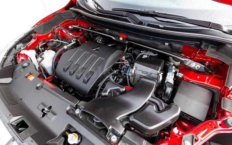 Двигатель на Mitsubishi Eclipse Cross. Двигатель на Мицубиси Eclipse Cross за 101 010 тг. в Алматы