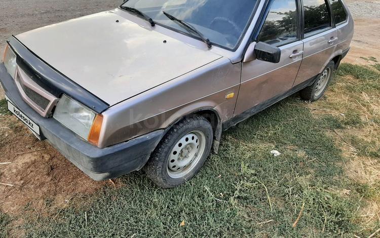 ВАЗ (Lada) 2109 (хэтчбек) 2000 года за 300 000 тг. в Уральск