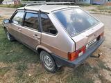 ВАЗ (Lada) 2109 (хэтчбек) 2000 года за 300 000 тг. в Уральск – фото 3