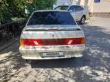 ВАЗ (Lada) 2115 (седан) 2005 года за 780 000 тг. в Шымкент – фото 4