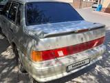 ВАЗ (Lada) 2115 (седан) 2005 года за 780 000 тг. в Шымкент – фото 5