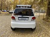 Daewoo Matiz 2013 года за 1 550 000 тг. в Алматы – фото 5