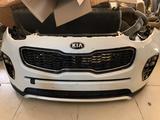 Бампер Kia Sportage за 111 111 тг. в Алматы