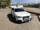 Audi A4 2015 года за 8 500 000 тг. в Алматы – фото 2