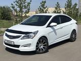 Hyundai Accent 2015 года за 4 900 000 тг. в Нур-Султан (Астана)