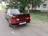 ВАЗ (Lada) 2115 (седан) 2011 года за 1 400 000 тг. в Караганда – фото 3