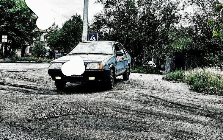ВАЗ (Lada) 21099 (седан) 2001 года за 550 000 тг. в Семей