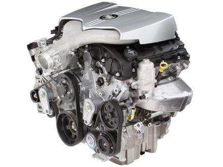 Двигатель на Cadillac CTS. Двигатель на Кадиллак KTC за 101 010 тг. в Алматы