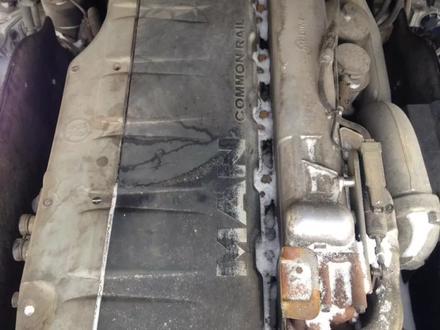 Двигатель на MAN в Алматы