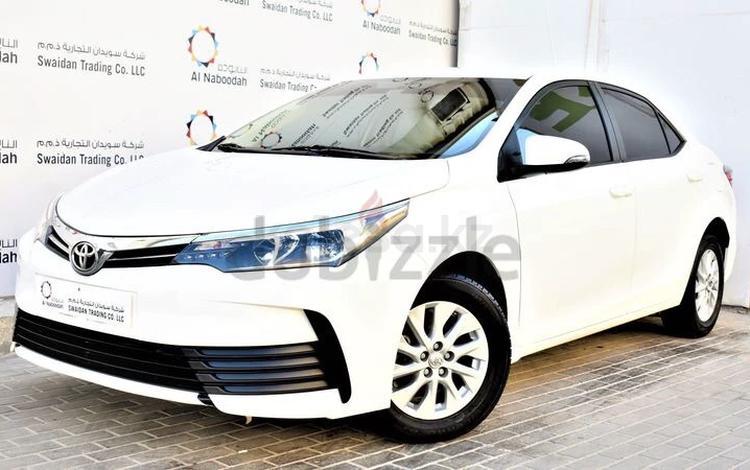 Toyota Corolla 2018 года за 5 000 000 тг. в Алматы