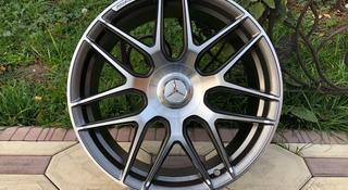 Диски Оригинал AMG r20 на Mercedes w222 S-Classe за 1 400 тг. в Алматы
