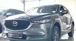 Mazda CX-5 2021 года за 13 890 000 тг. в Петропавловск