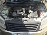 ВАЗ (Lada) 2190 (седан) 2012 года за 1 790 000 тг. в Костанай – фото 3