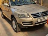 Volkswagen Touareg 2006 года за 5 000 000 тг. в Алматы – фото 5