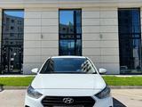 Hyundai Accent 2019 года за 6 700 000 тг. в Нур-Султан (Астана) – фото 2