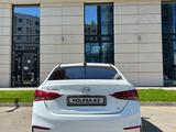 Hyundai Accent 2019 года за 6 700 000 тг. в Нур-Султан (Астана) – фото 3