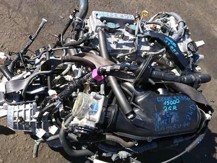 Двигатель 2gr 3. 5 на Тойота камри40 за 560 000 тг. в Алматы – фото 3