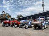 Японские трактора в Алматы