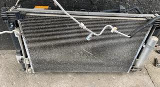 Радиатор на Митсубиси Лансер 2.0 литра за 32 000 тг. в Караганда