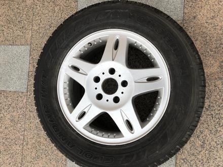 Запаска Запасное колесо запасные колеса на Mercedes Benz G class мерседес за 50 000 тг. в Алматы