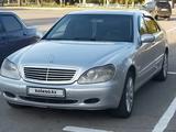 Mercedes-Benz S 500 2003 года за 3 800 000 тг. в Алматы – фото 2